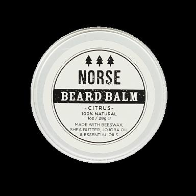 Norse London Citrus Beard Balm 28g