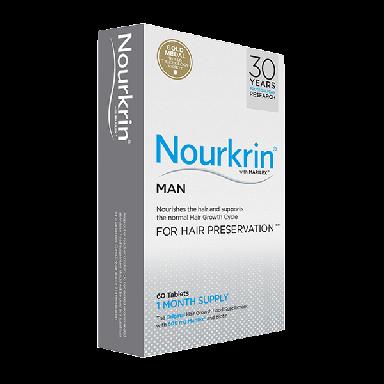 Nourkrin Man Hair Growth Tablets (60)