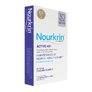 Nourkrin Active 45+ Maintenance of Normal Healthy Hair (30)