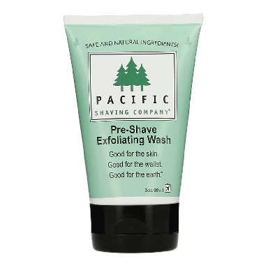 Pacific Shaving Co. Pre-shave Exfoliating Wash 89ml