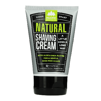 Pacific Shaving Co. Natural Shaving Cream 101ml
