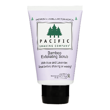 Pacific Shaving Co. Bamboo Exfoliating Scrub 89ml
