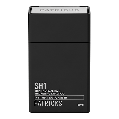 Patricks SH1 Daily Thickening Shampoo 60ml