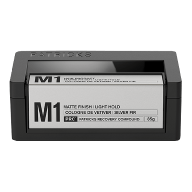 Patricks M1 Matte Finish Light Hold Thickening Paste 75g