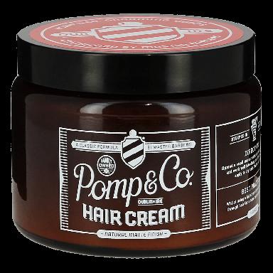 Pomp & Co Matt Hair Cream 16oz/ 454ml