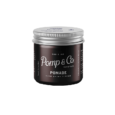 Pomp & Co Pomade High Shine Finsh 30ml