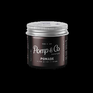 Pomp & Co Pomade High Shine Finsh 30ml