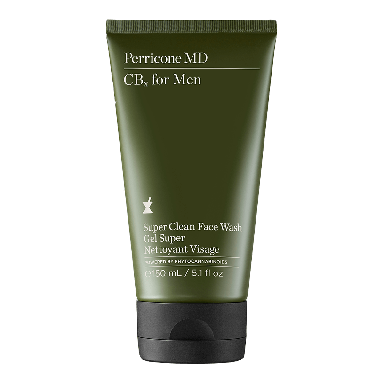 Perricone MD CBx for Men Super Clean Face Wash 150ml
