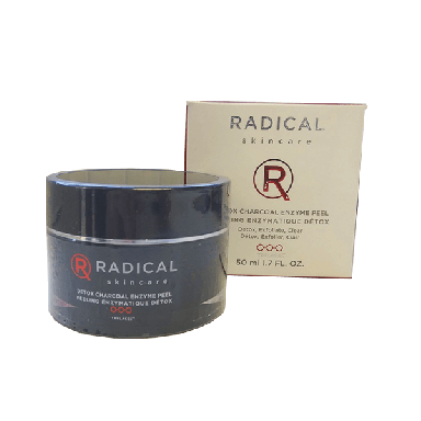 Radical Detox Charcoal Enzyme Peel 50ml