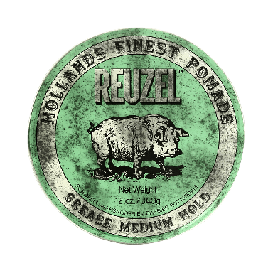 Reuzel Grease Pomade Medium Hold 340g