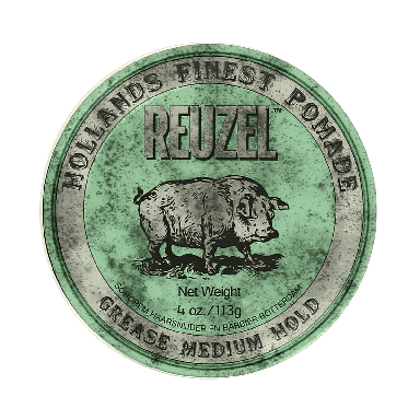 Reuzel Grease Pomade Medium Hold 113g