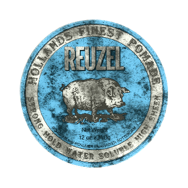 Reuzel Strong Hold Water Soluble Pomade High Sheen 340g