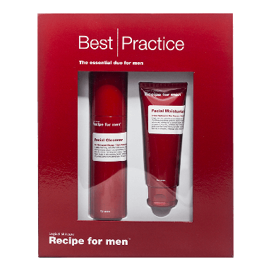 Recipe For Men Best Practice Gift Set
