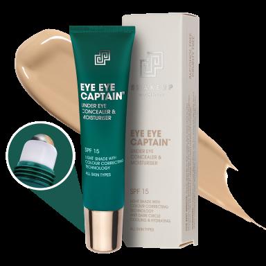 Shakeup Eye Eye Captain - Under Eye Concealer & Moisturiser (Light Shade) 15ml