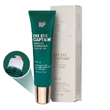 Shakeup Cosmetics Eye Eye Captain - Under Eye Concealer & Moisturiser 15ml