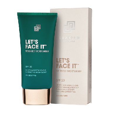 Shakeup Cosmetics Let's Face It - BB Tinted Moisturiser 50ml