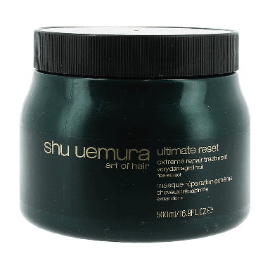 Shu Uemura Art of Hair Ultimate Reset Extreme Repair Treatment 500ml