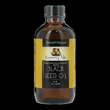 Sunny Isle Jamaican Black Seed Castor Oil 4fl.oz/ 118ml