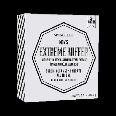 Spongelle Men's Extreme Buffer 70.8g