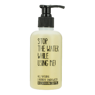 Stop The Water While Using Me! Lavender Sandalwood Shampoo 200ml