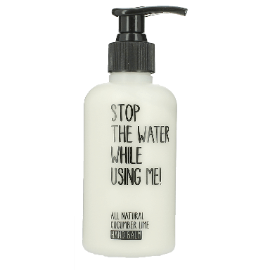 Stop The Water While Using Me! Cucumber Lime Hand Balm 200ml