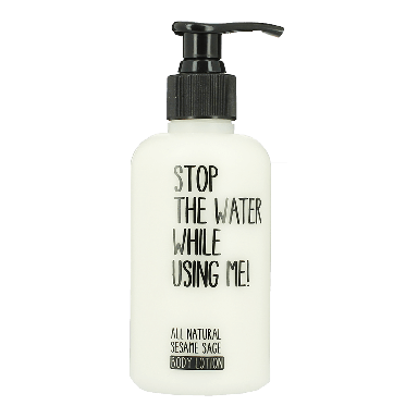 Stop The Water While Using Me! Sesame Sage Body Lotion 200ml