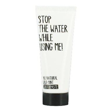 Stop The Water While Using Me! Wild Mint Toothpaste 75ml