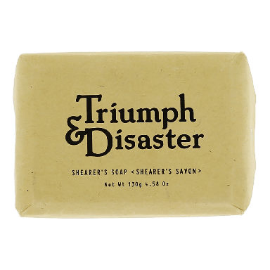 Triumph & Disaster Shearer's Soap 130g