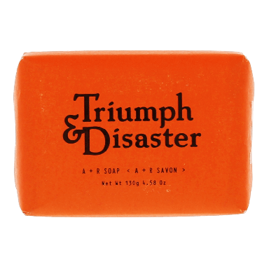 Triumph & Disaster A + R Soap 130g
