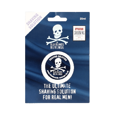 The Bluebeards Revenge Shaving Solution 20ml