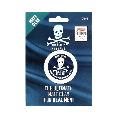 The Bluebeards Revenge Matt Clay 20ml