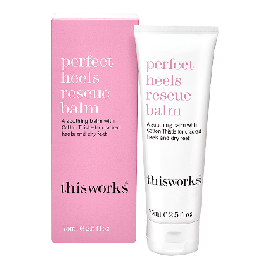 This Works Perfect Heels Rescue Balm 75ml