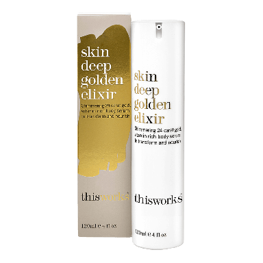 This Works Skin Deep Golden Elixir 120ml