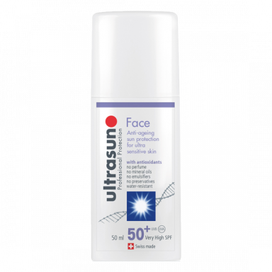 Ultrasun Anti-Ageing Sun Protection Ultra Sensitive Skin SPF 50+ 50ml