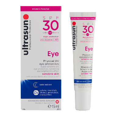 Ultrasun Eye Physical UV Eye Protection SPF 30 15ml