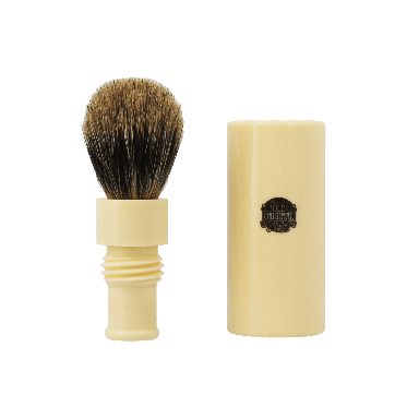 Vulfix Pure Badger Travel Twistable Shaving Brush T/B