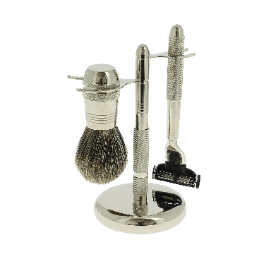 Vulfix PS71 Nickel Shaving Set