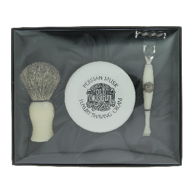 Vulfix Persian Musk 3 Piece Shaving Set