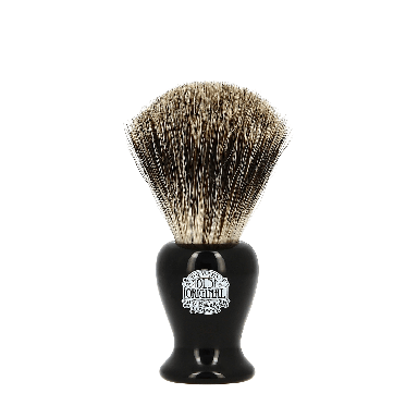 Vulfix Shaving Brush Pure Badger 660P Small Black