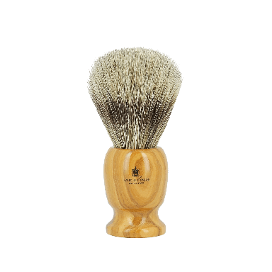 Vie Long Badger & Horse Hair Wooden Shaving Brush