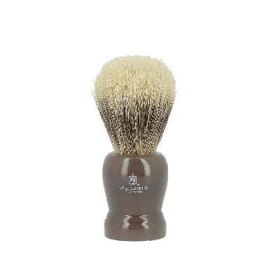 Vie-Long Horse Hair Shaving Brush Elephant Grey
