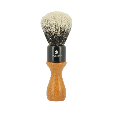 Vie-Long Long Handled Two Band Badger Shaving Brush