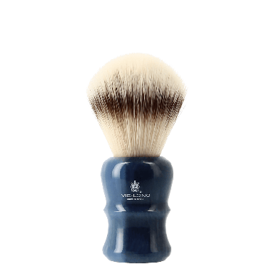 Vie-Long Quart Fibersoft 24mm Blue Shaving Brush