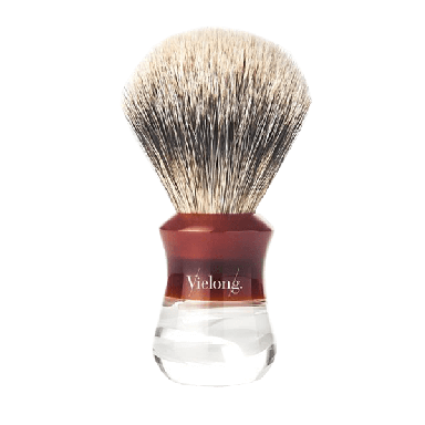 Vie-Long Classic Grey Horse 24mm Shaving Brush