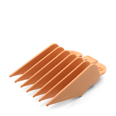 Wahl 3144-1201 No.4 Attachment Comb 13mm Orange