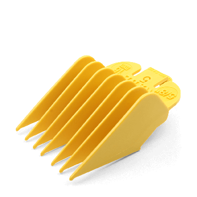 Wahl 3135-2401 No.5 Attachment Comb 16mm Lemon