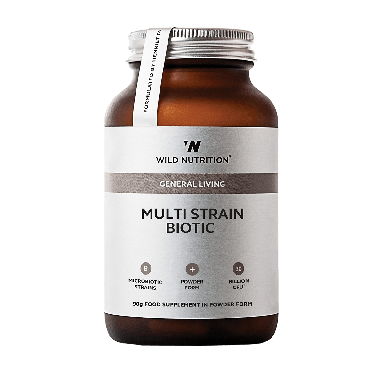 Wild Nutrition Multi Strain Biotic 90g