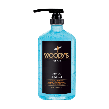Woody's For Men Mega Firm Gel 500ml