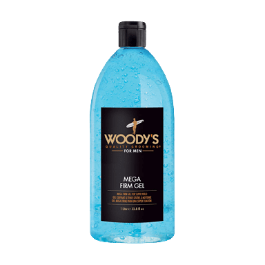 Woody's For Men Mega Firm Gel 1000ml