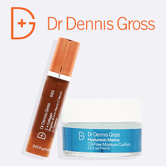 Buy two or more on Dr Dennis Gross products and receive two free Dr Dennis Gross deluxe samples